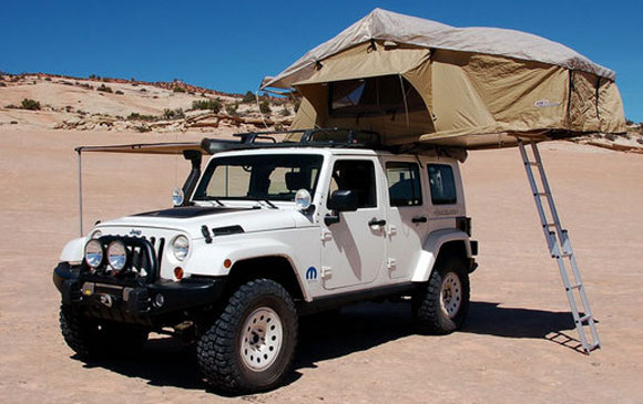 Jeep Mopar Wrangled Unlimited Rubicom Overland