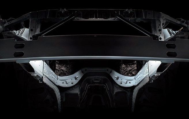 Zvuk, Chevrolet Camaro 2016.m.g.