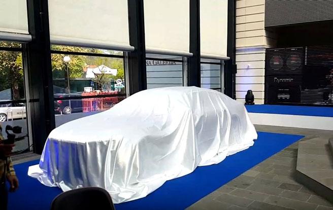 UŽIVO: Volvo S90, prezentacija (Lj, SLO)