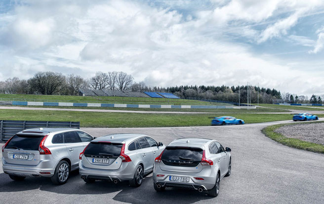 Novi Volvo XC90, sigurnost